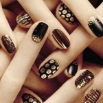 10 Ide Nail Art Mudah Untuk Mempercantik Kuku Anda